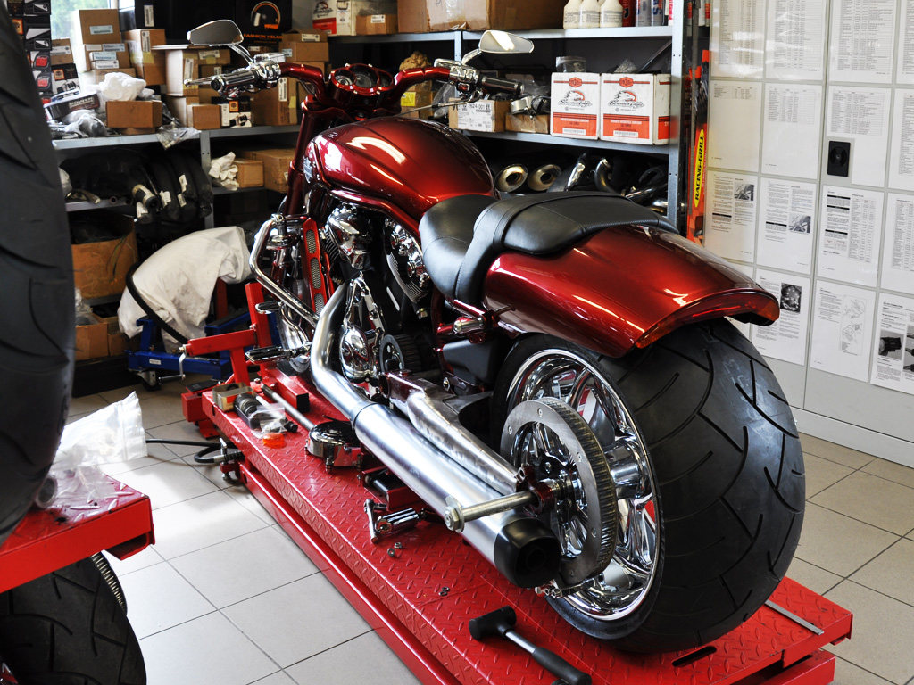 10 Harley Davidson Vrscf V Rod Muscle 1 Fredy Ee
