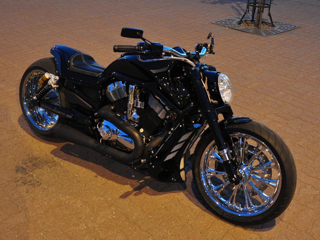 What Is A Rotor >> '07 Harley-Davidson VRSCD Night Rod 2 | Fredy.ee