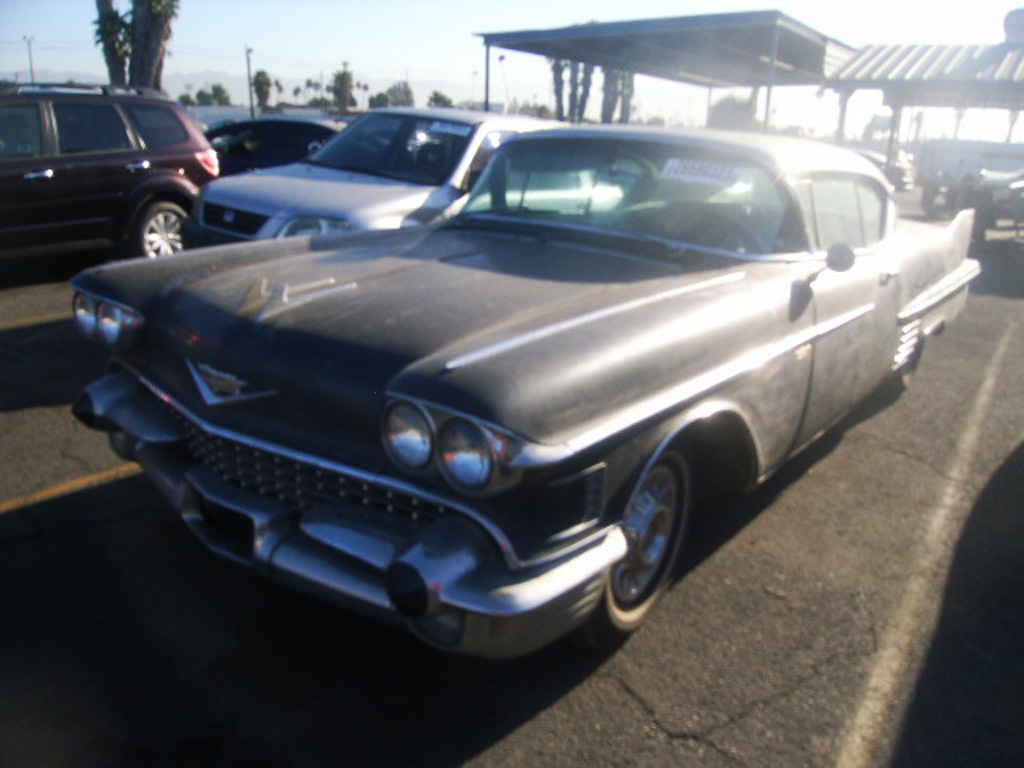 '58 Cadillac Coupe DeVille | Fredy.ee