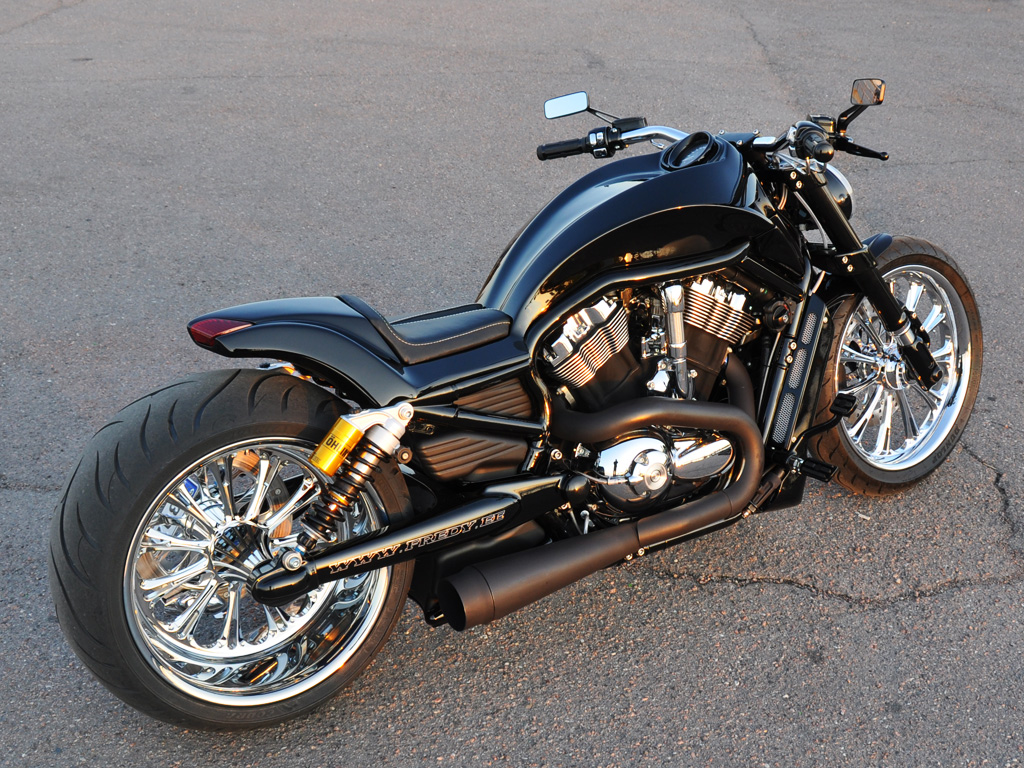 07 Harley Davidson Vrscd Night Rod 2 Fredy Ee