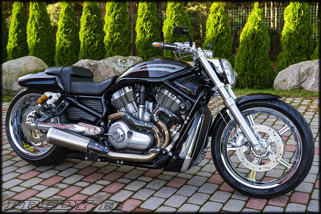 '14 Harley-Davidson VRSCA V-Rod Muscle