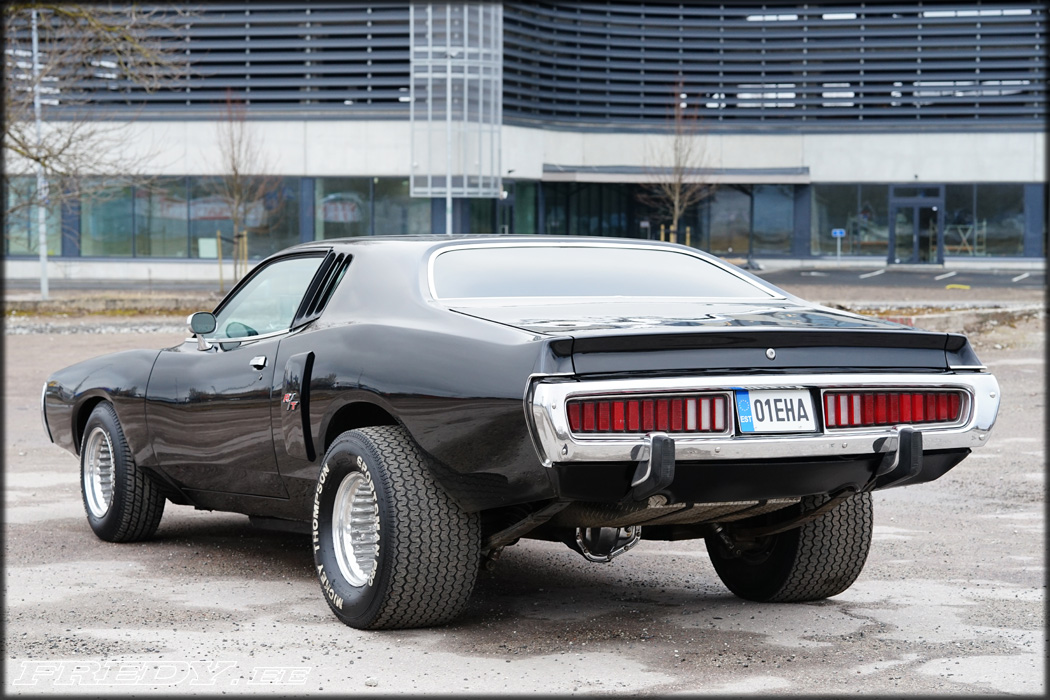 '73 Dodge Charger SE Supercharged | Fredy.ee