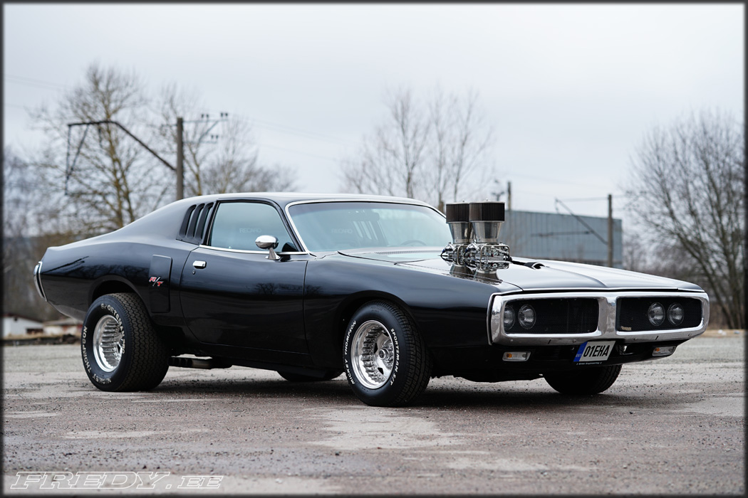 73 Dodge Charger Se Supercharged Fredy Ee