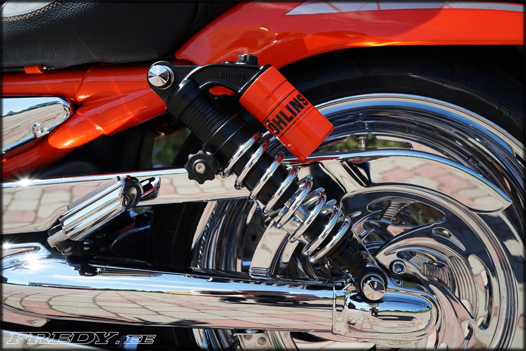 05 Harley Davidson Vrscse Se V Rod Fredy Ee