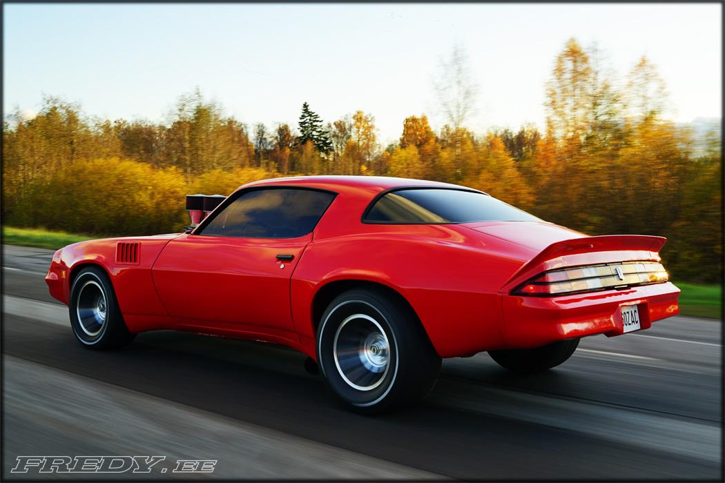 '78 Chevrolet Camaro Wide Body | Fredy.ee | 1050 x 700 jpeg 248kB