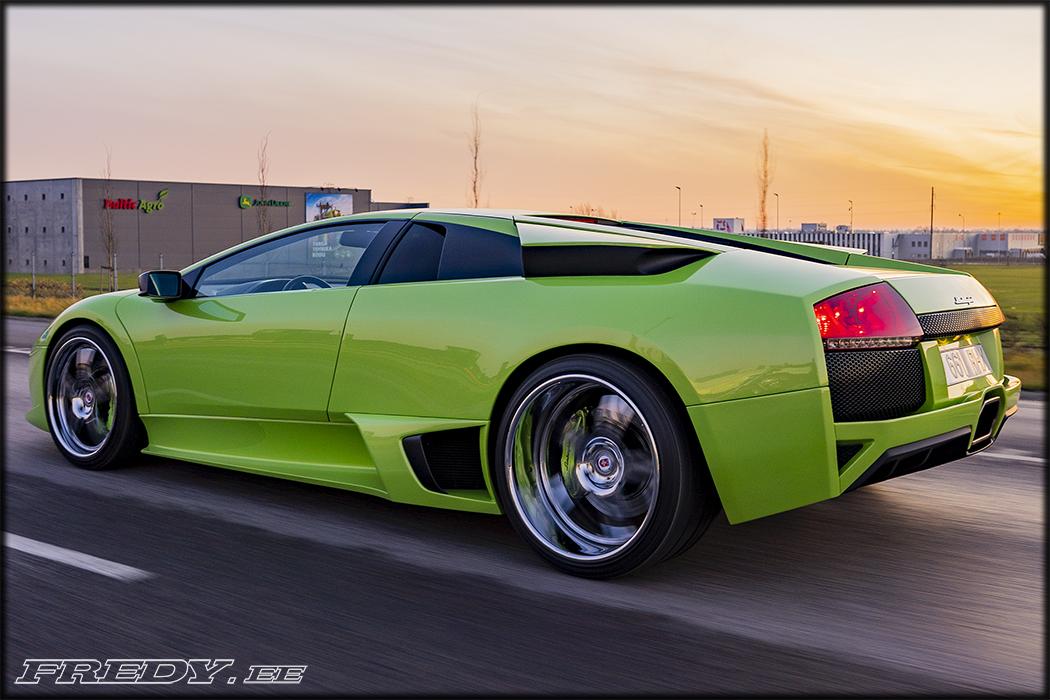 '09 Lamborghini Murcielago LP640