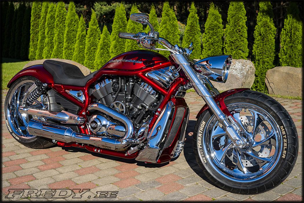 '03 Harley-Davidson VRSCA Supercharged