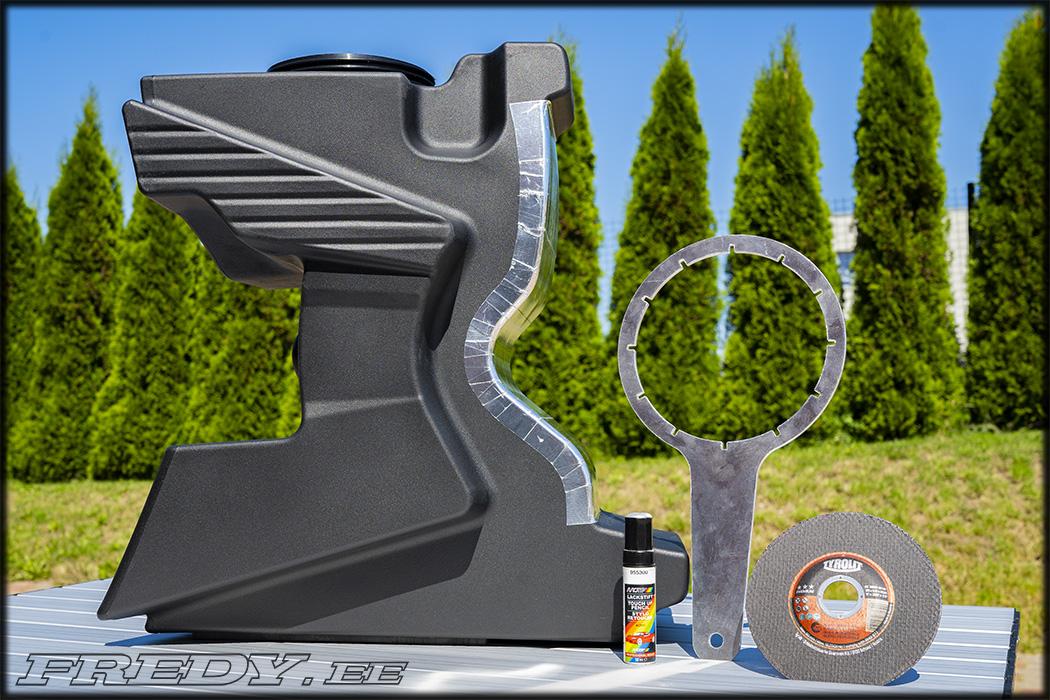 V-Rod Suur Kütusepaak