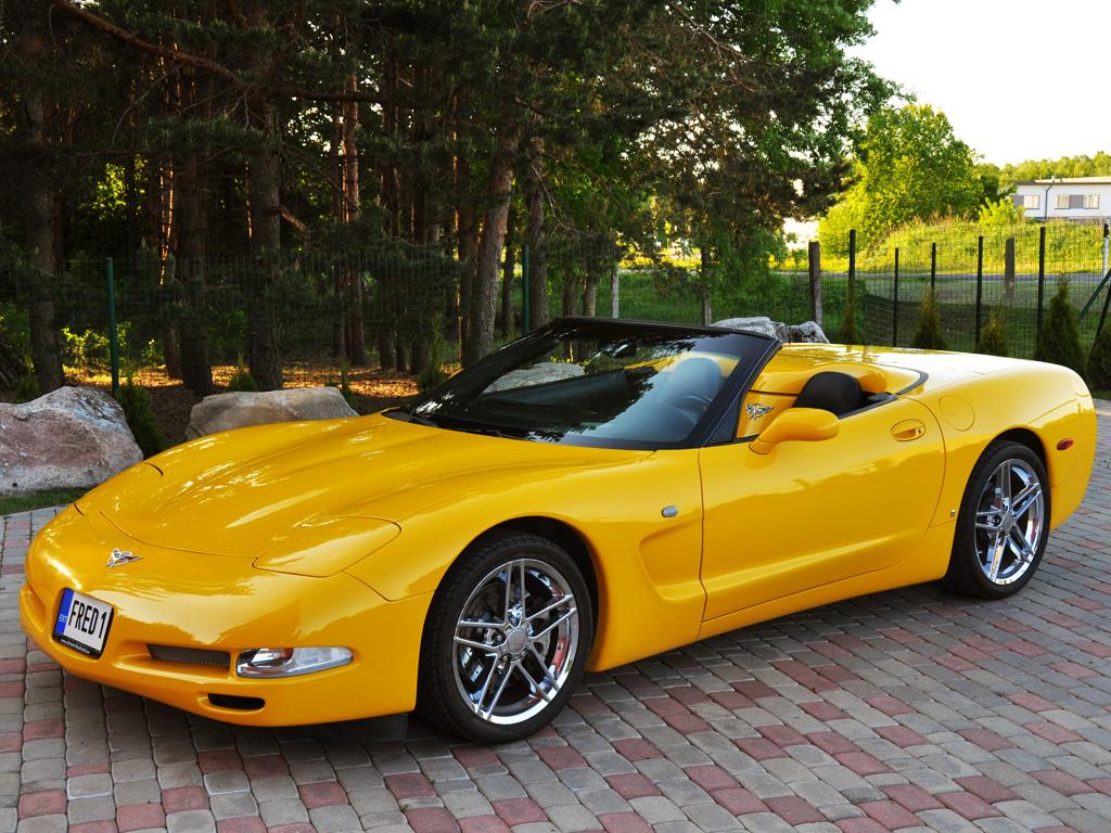 Chevrolet Corvette For Sale >> '03 Chevrolet Corvette 50th Anniversary | Fredy.ee