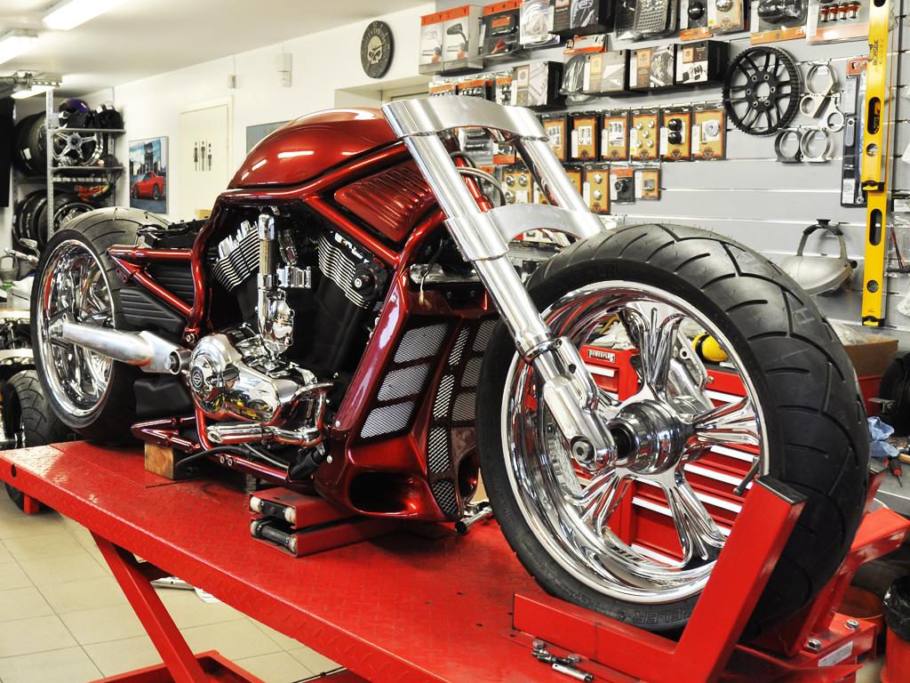 Vrod For Sale >> '10 Harley-Davidson VRSCF V-Rod Muscle 1 | Fredy.ee
