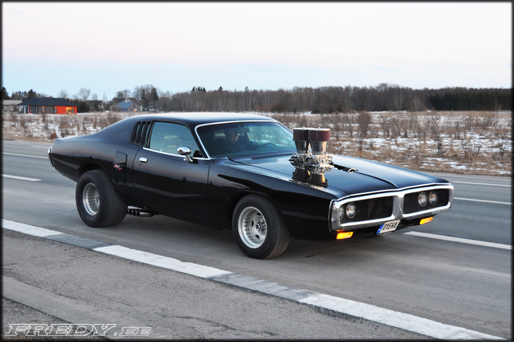 Dodge Charger Se >> '73 Dodge Charger SE Supercharged | Fredy.ee