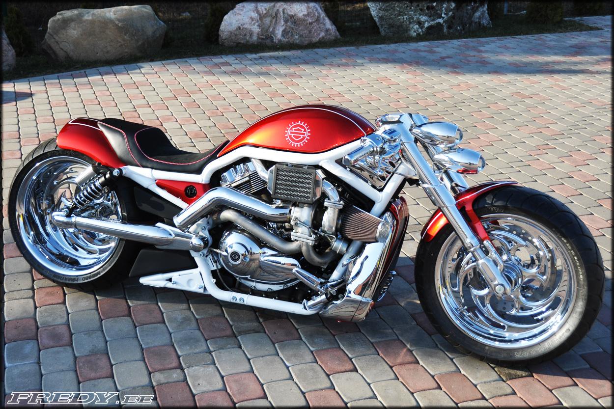 06 Harley-Davidson VRSCSE2 Turbo | Fredy ee