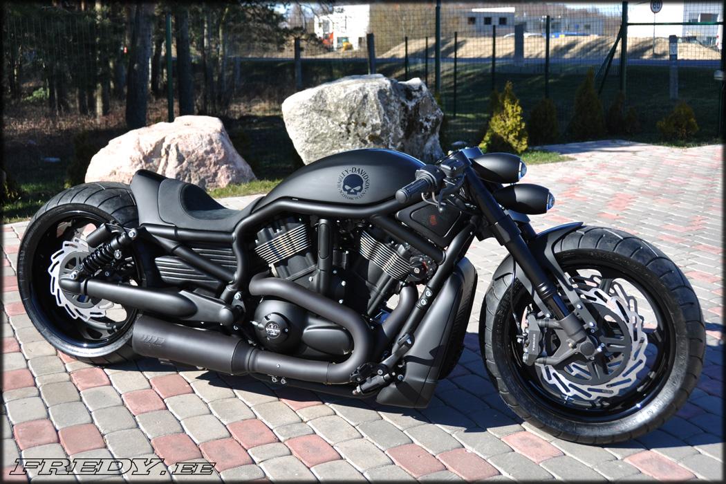 12 Harley Davidson Night Rod Special Fredy Ee