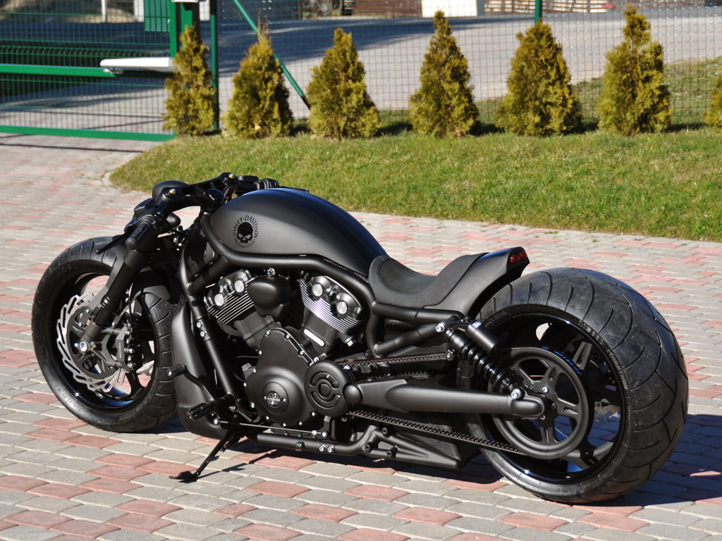 12 Harley Davidson Night Rod Special Fredy Ee
