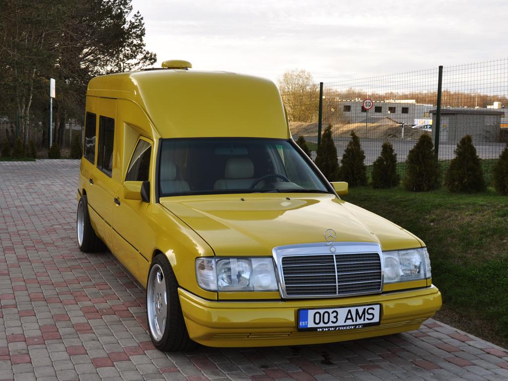 Ambulance For Sale >> '91 Mercedes-Benz 260E Ambulance | Fredy.ee