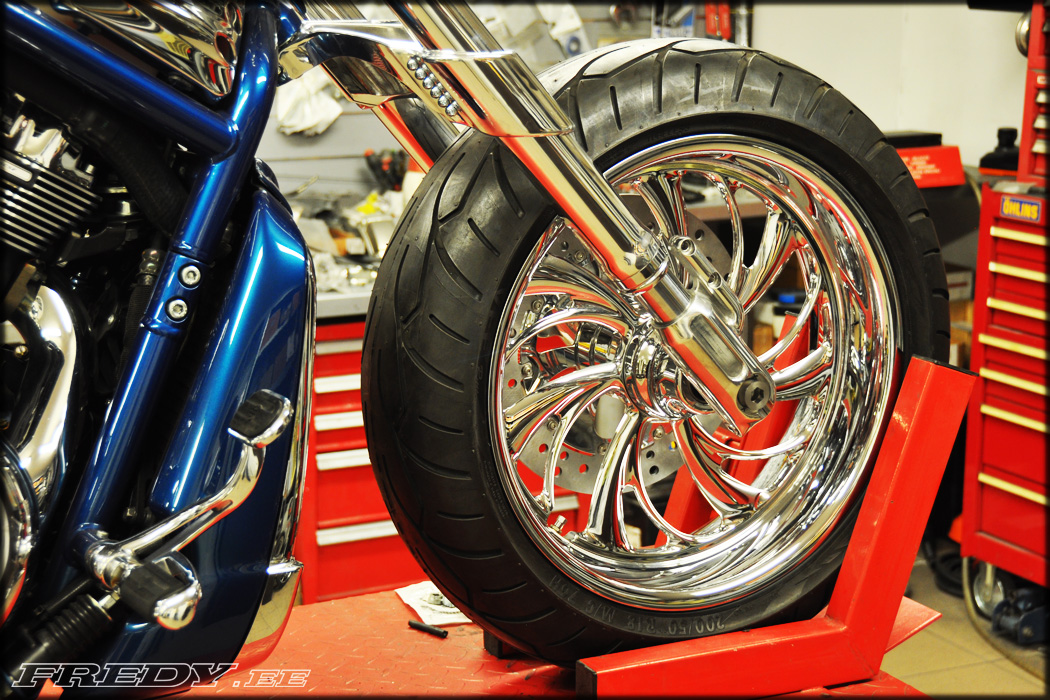 05 Harley Davidson Vrscse Supercharged Fredy Ee