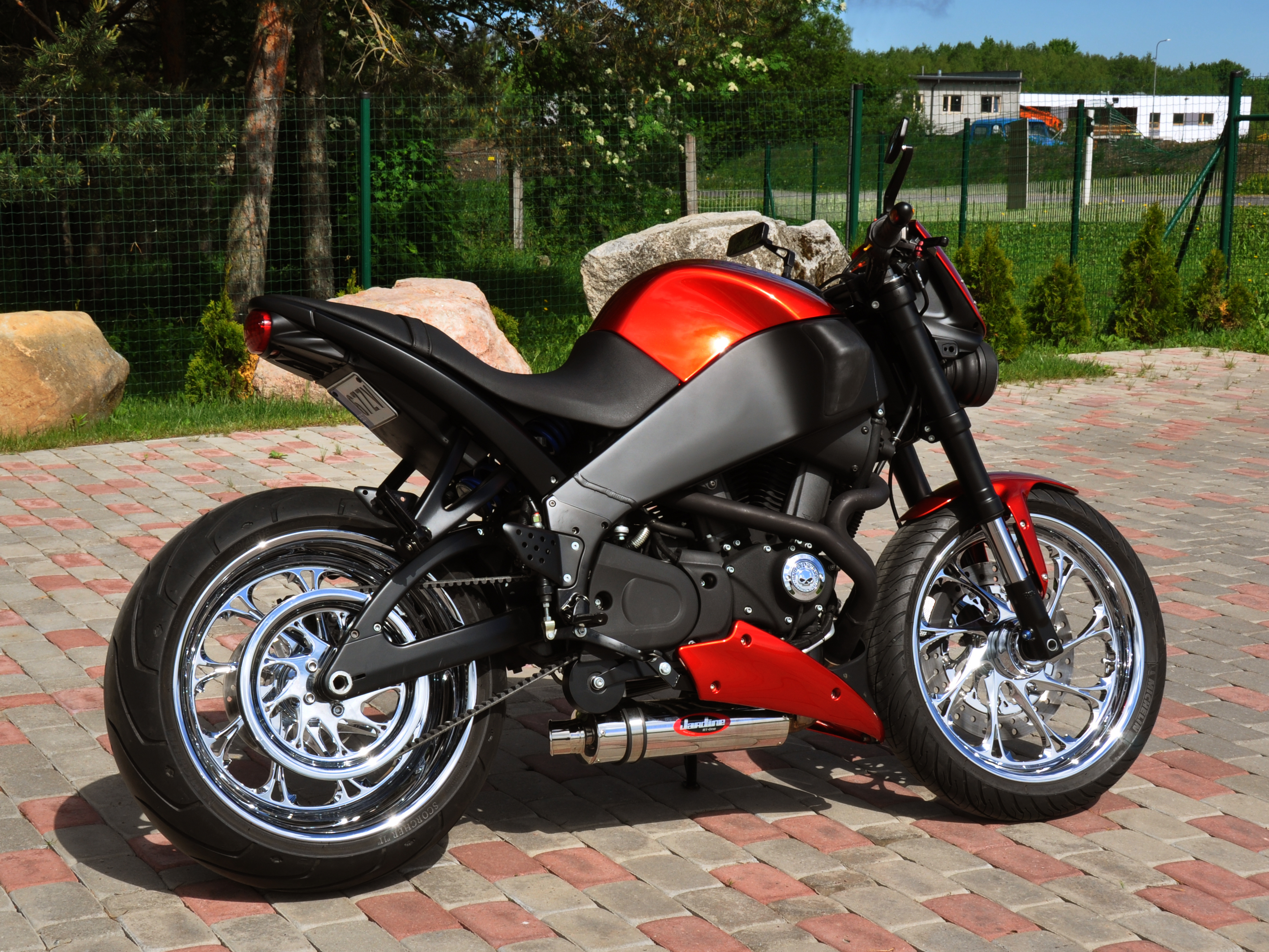 Buell Motorcycles For Sale >> '07 Buell XB9SX Lightning 240 -1 | Fredy.ee