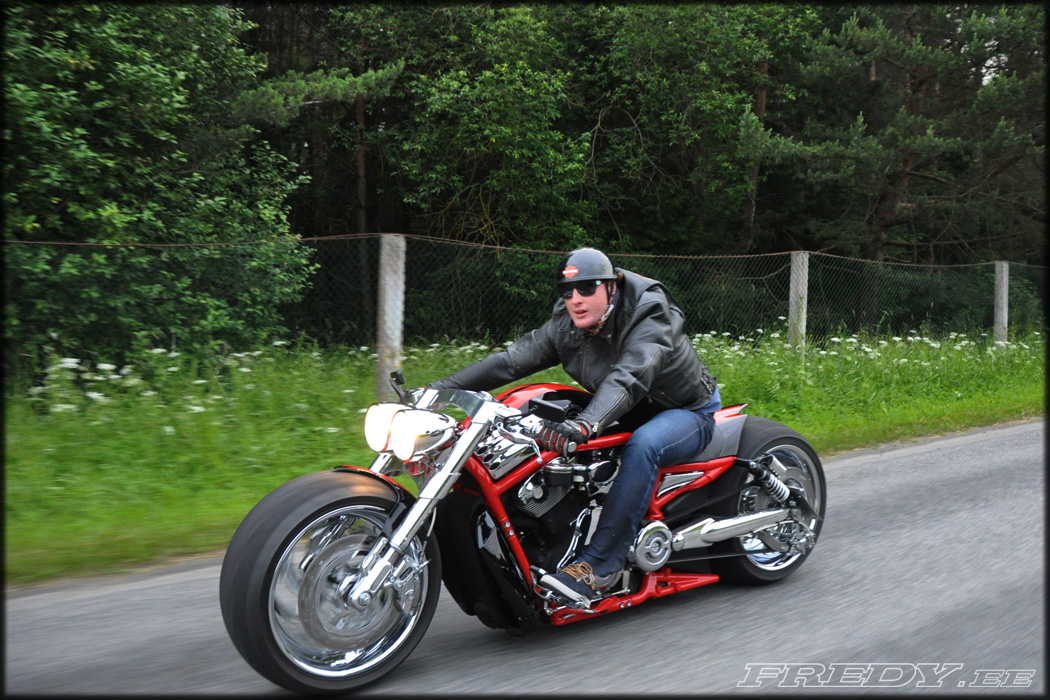 09 Harley Davidson Vrscaw Supercharged Fredy Ee