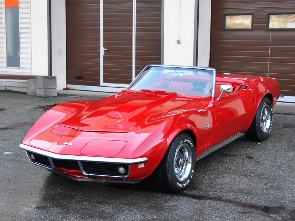 68 Chevrolet Corvette Stingray Fredy Ee