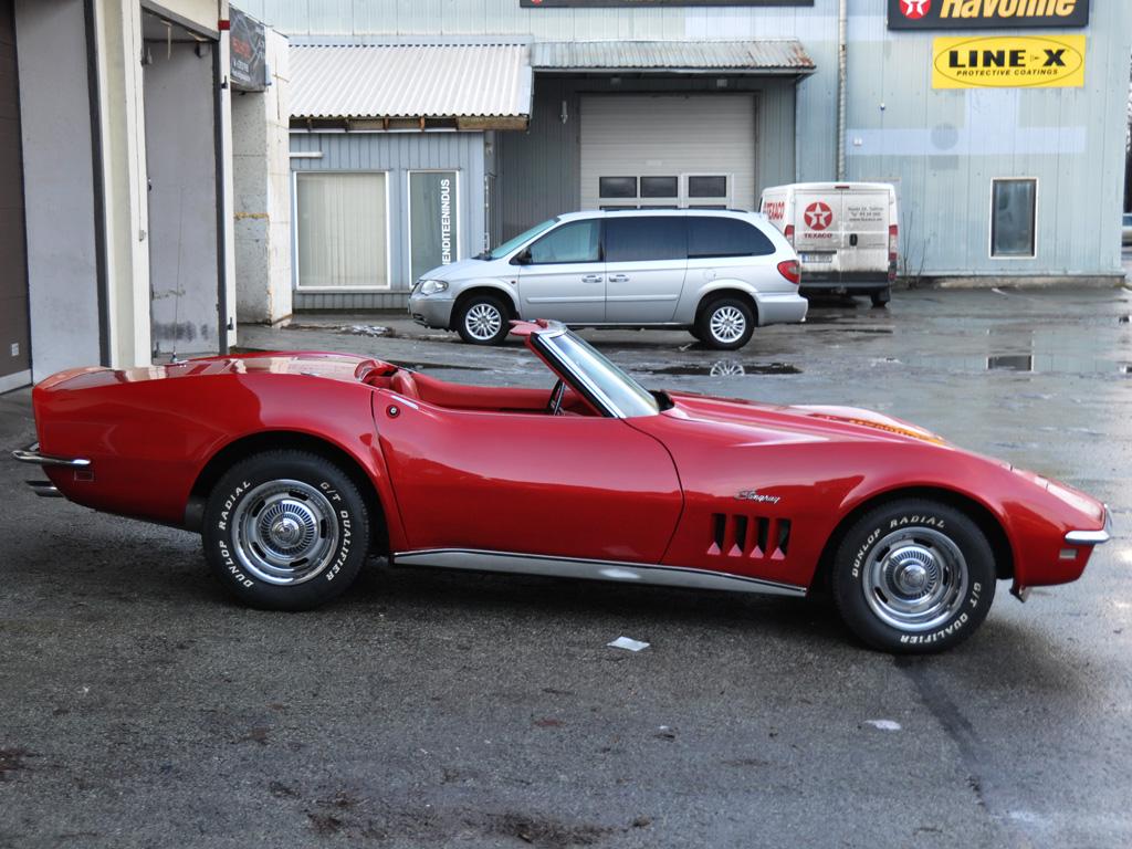 68 Chevrolet Corvette Stingray Fredy Ee