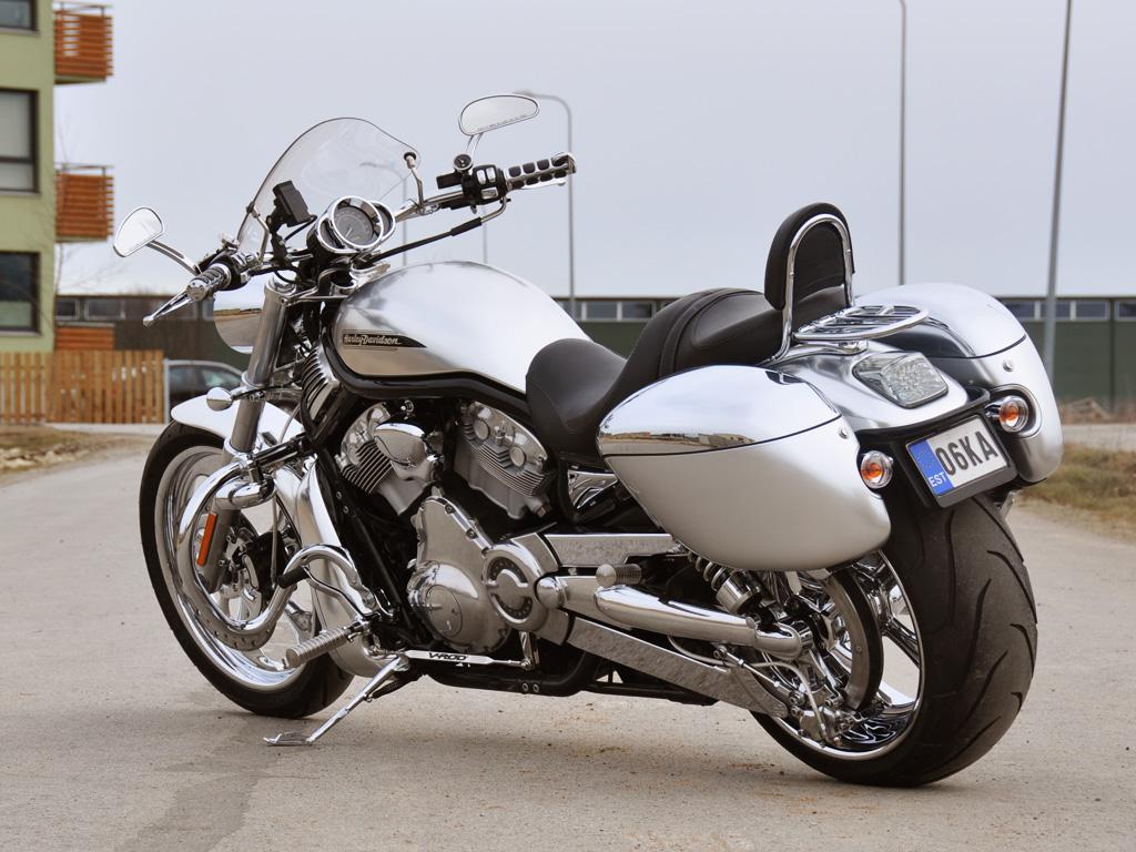04 Harley Davidson Vrscb V Rod Fredy Ee