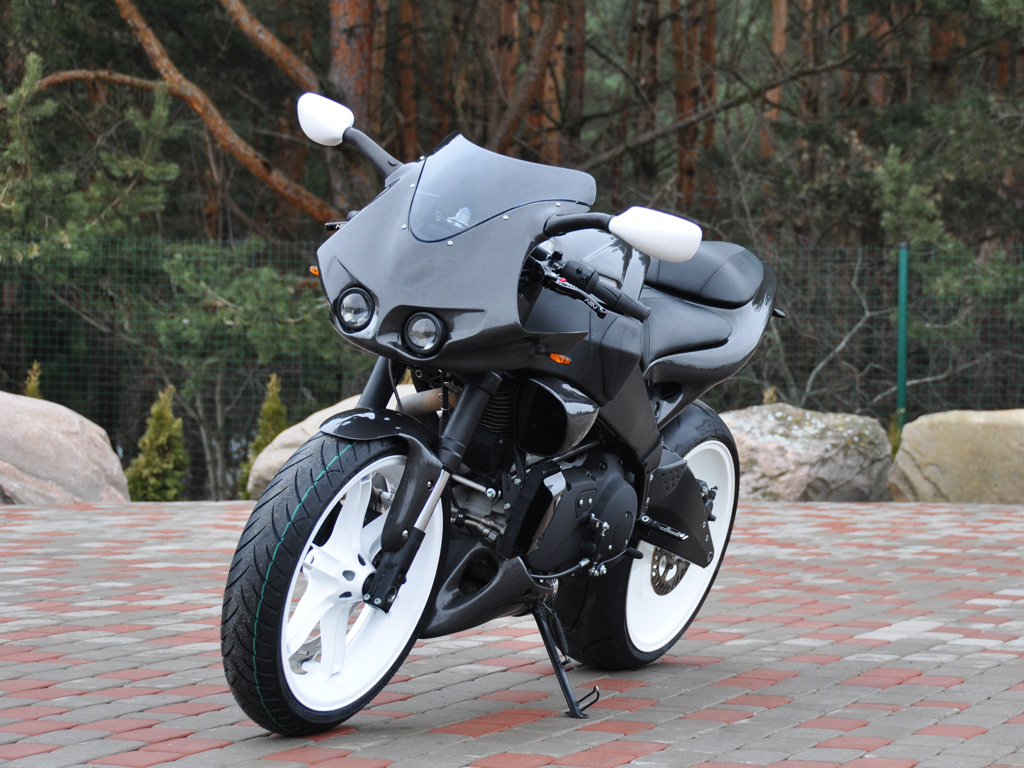 Buell Motorcycles For Sale >> '07 Buell XB12R Firebolt 240 -1 | Fredy.ee