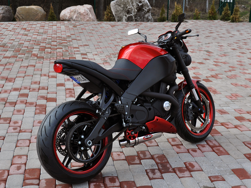 Buell Motorcycles For Sale >> '07 Buell XB12SCG Lightning 1 | Fredy.ee