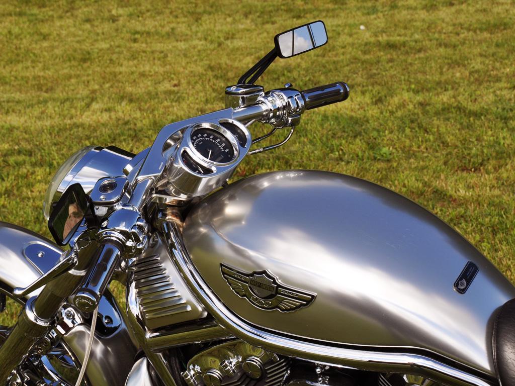 Harley Davidson V Rod Mirrors